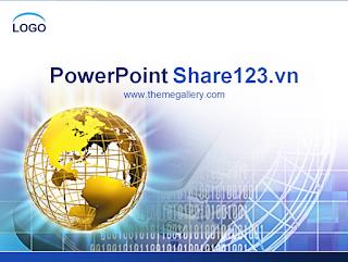 Mẫu Powpoint dành cho các bạn học kế toán và các bạn làm kinh tế
