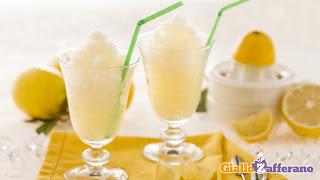 Granita al Limone GialloZafferano