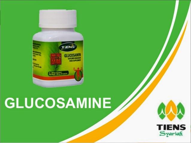 TIENS Glucosamin Capsules, Mengatasi Risiko Terserang Osteoartritis Atau Rematik