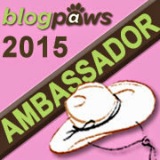 TERI WAS A BLOGPAWS AMBASSADOR FOR THE 2015 CONFERENCE