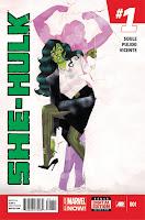 She-hulk vol 3 #1 cover