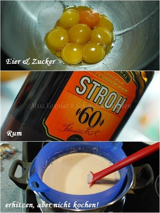 Zubereitung Eierlikör