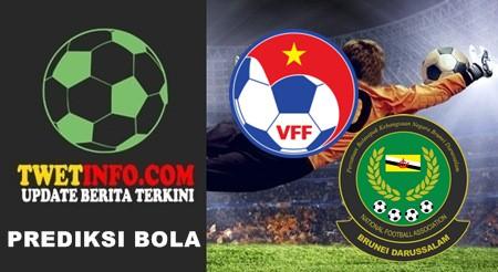 Prediksi Vietnam U19 vs Brunei U19