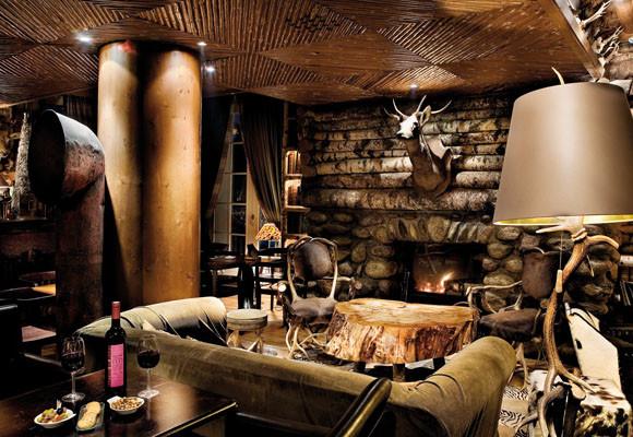 Marzua: hotel le lodge park