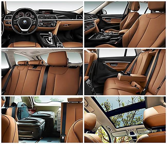 2016 BMW 328d xDrive Sports Wagon Review