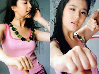 Crystal Liu Yi Fei (劉亦菲) Wallpaper HD 45
