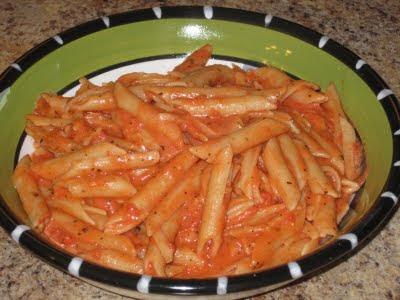 recettes  Pennine Romanoff de Sylvie