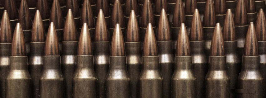 Bullets facebook cover