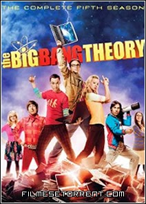 The Big Bang Theory 5 Temporada Torrent Dual Audio