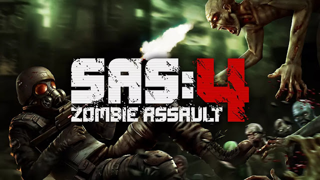 SAS: Zombie Assault 4 v1.6.3 Mod Apk For Android