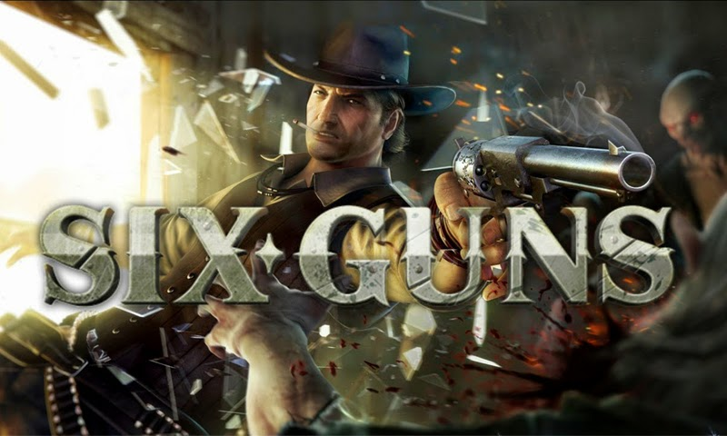 Six Guns v2.5.0j APK MOD (Unlimited Money)