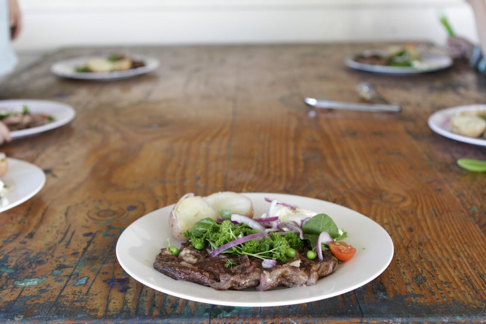 how to cook scotch fillet steak nz