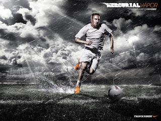Franck Ribery Bayern Munich Wallpaper 2011 7