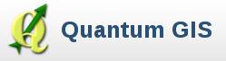Imagen del logo de Quantum GIS (QGIS)