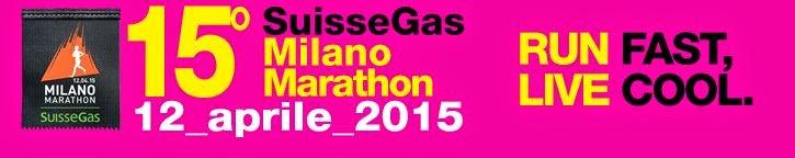 Mlano Marathon 12 Aprile!