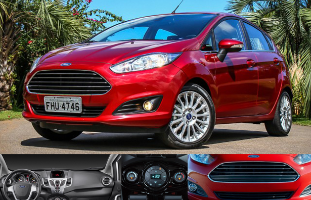 New Fiesta Sedan é a nova aposta da Ford