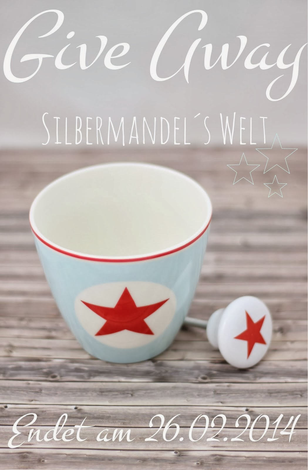Give away bei Silbermandels Welt