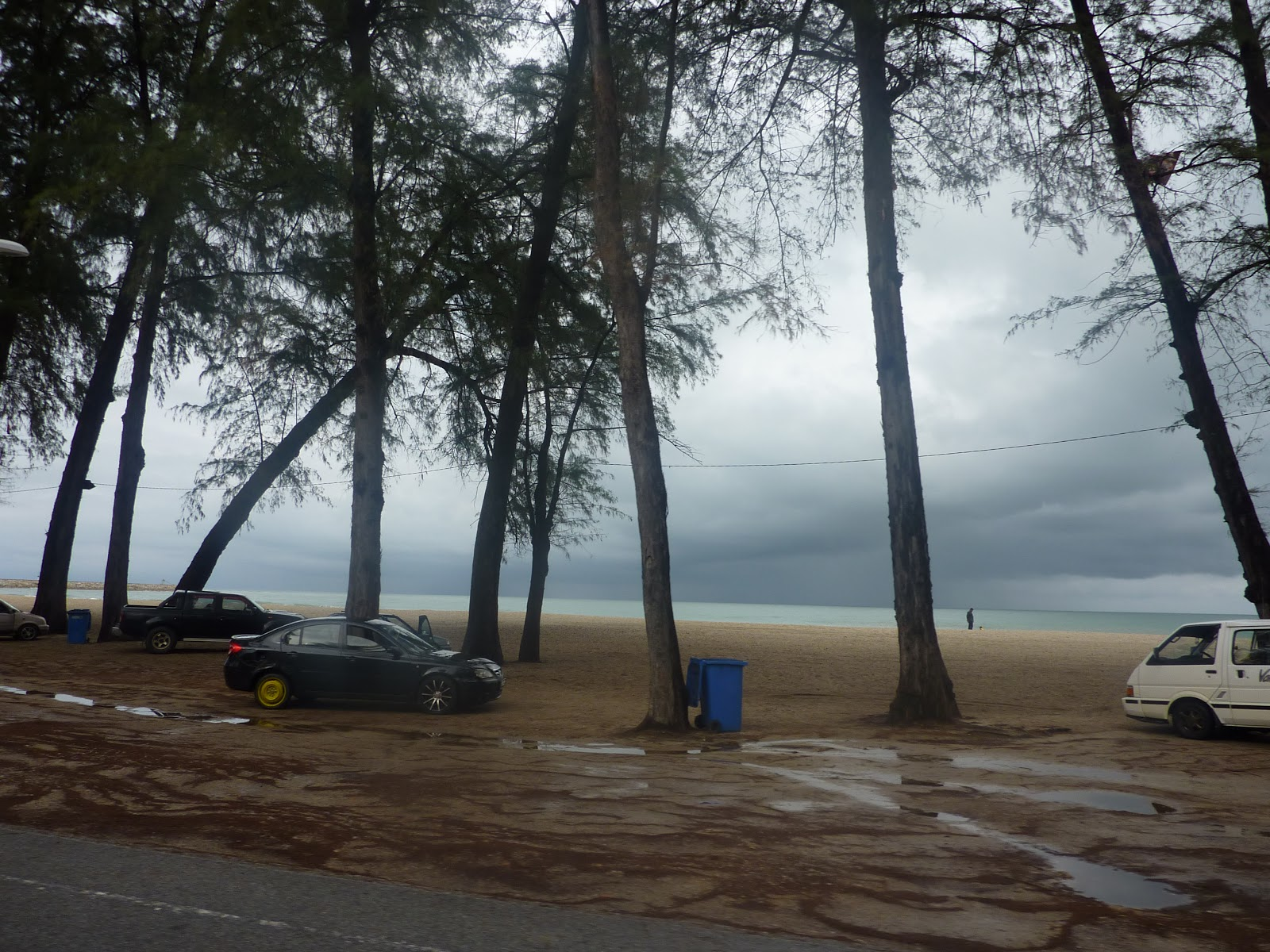 Terengganu State has a lot places like this beach.