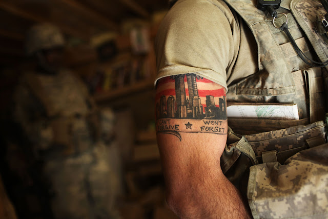 Army Tattoos