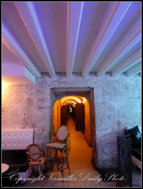 Les caves du roi soleil club Versailles