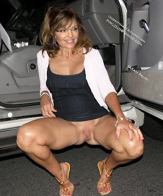 Palin pussy upskirt sarah