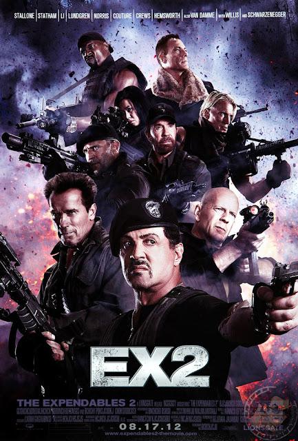 ดูหนังออนไลน์ [หนัง HD] [หนังมาสเตอร์] [Super Mini-HD] The.Expendables.2 โคตรคน ทีมเอ็กซ์เพนเดเบิ้ล 2 [Sound ไทยโรง] - ดูหนังใหม่,หนัง HD,ดูหนังออนไลน์,หนังมาสเตอร์