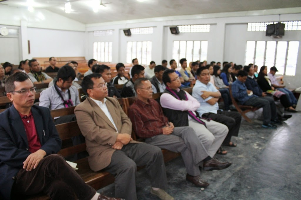 Imphal SSPP' Siamsin Study Camp lawhching
