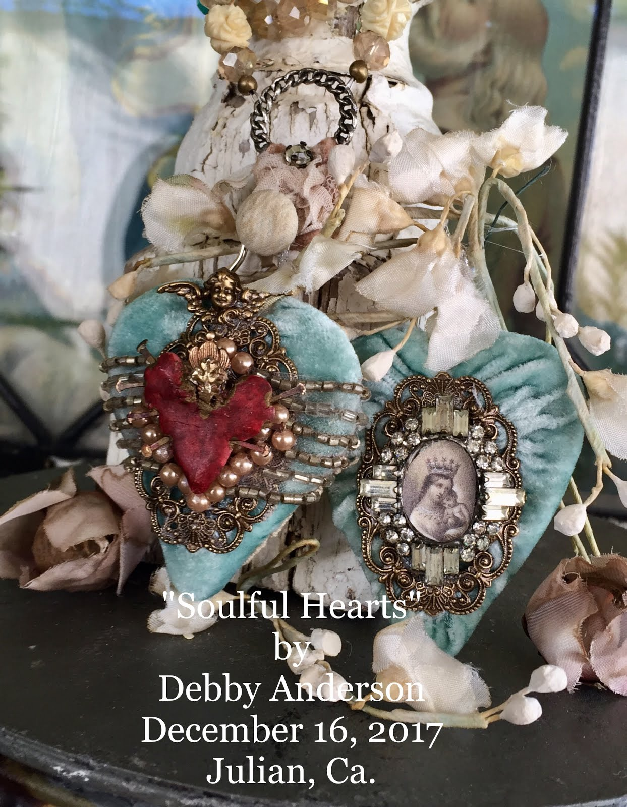 """When Two Hearts Meet"" by Debby Anderson"