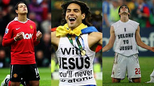 Chicharito / Falcao / Kaka