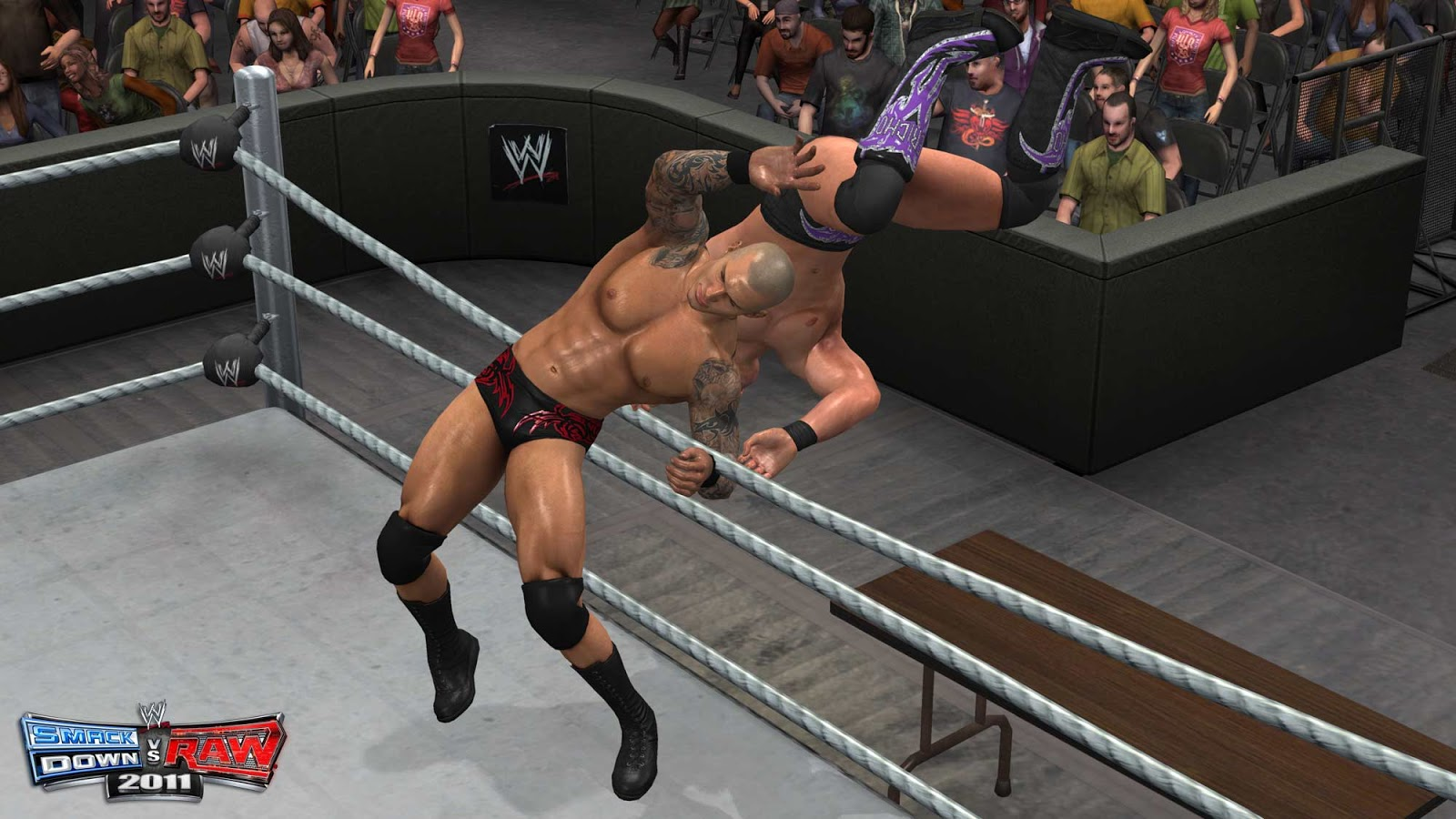Free Download WWE PC Games For Windows 7/8//10/XP Full Version