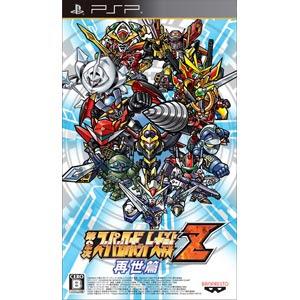 [PSP][第2次スーパーロボット大戦Z 再世篇] (JPN) ISO Download
