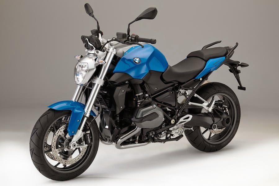 BMW R 1200 R (2015) Front Side