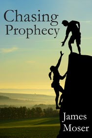 Tribute Books Blog Tour Spotlight: Chasing Prophecy by James Moser