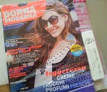 rivista donna moderna