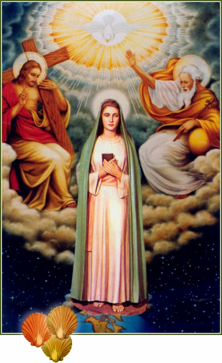 Our Lady, The Virgin of The Revelation