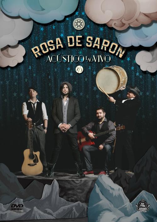 Rosa de Saron – Acústico e ao Vivo 2/3 - HD 720p