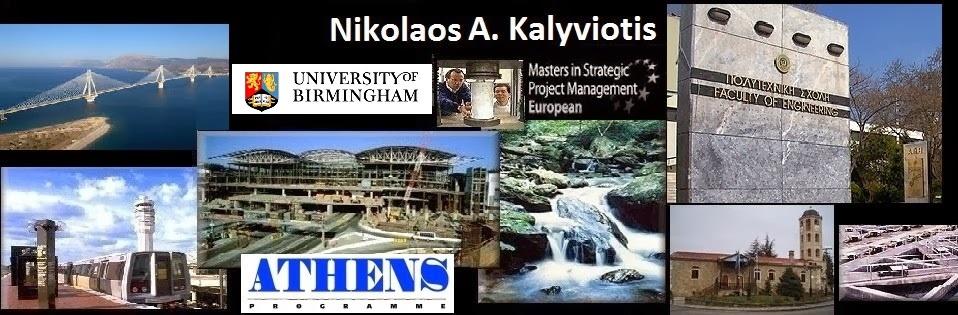 Nikolaos A. Kalyviotis