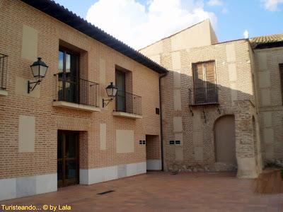 Casona Longue, Palacio Caballero Olmedo