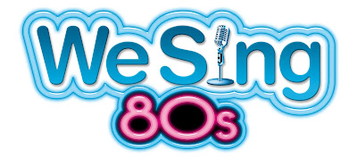 We Sing 80s Logo - We Know Gamers