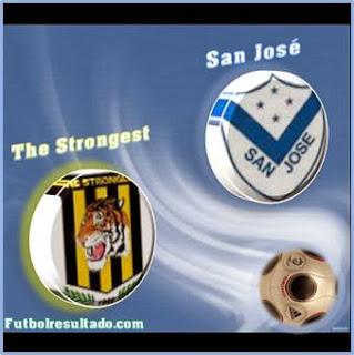 Strongest y San José portada