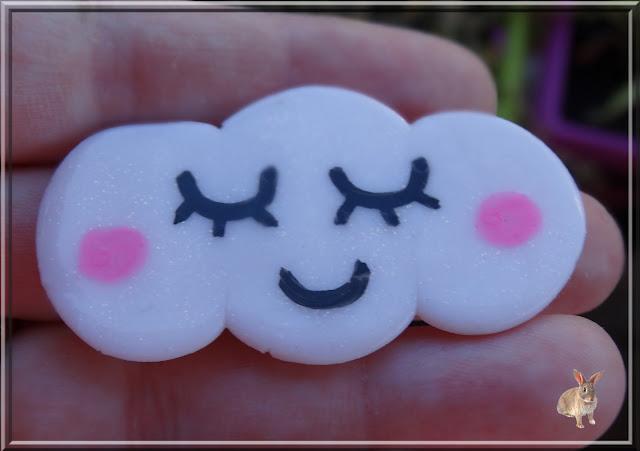 Mayamabelle tuto broche nuage en fimo - Modele de pate fimo ...