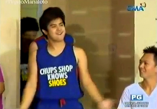 THE PIT STOP: Jake Vargas in Pepito Manaloto Jake Vargas Pepito Manaloto