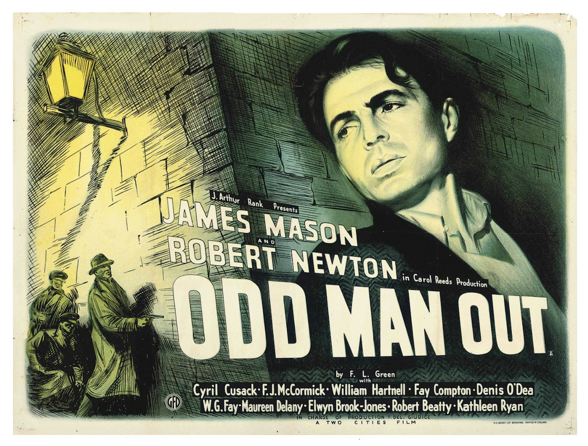 2nd First Look: Odd Man Out