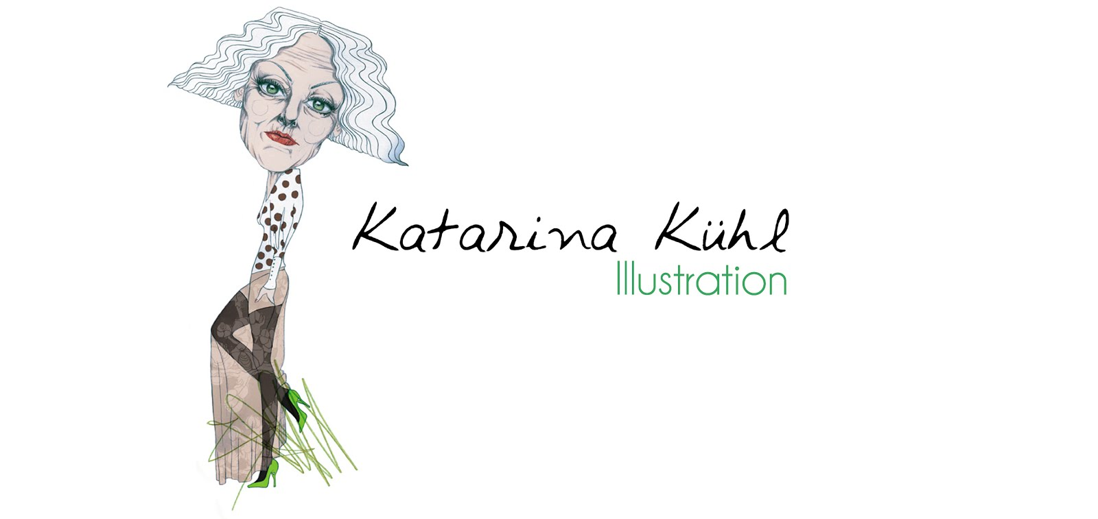Katarina Khl Illustration