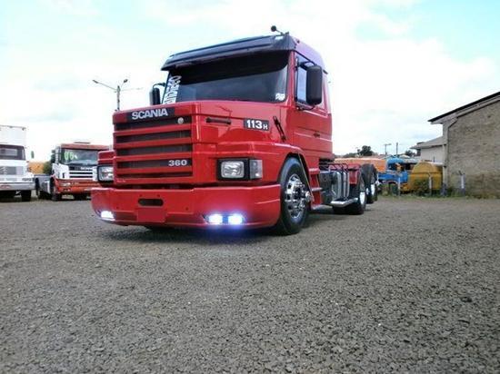 Scania Top Line Trucada