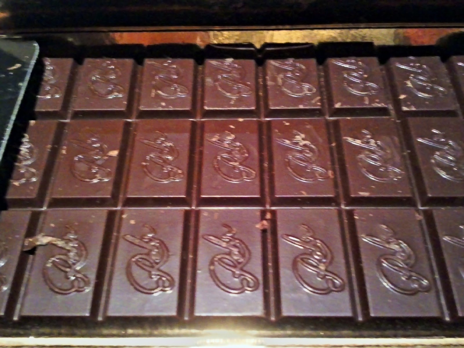 so little thyme.: Luxury Swiss Chocolate
