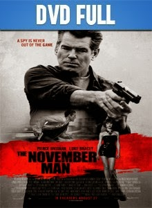 The November Man DVD Full Español Latino 2014