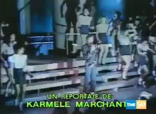 La periodista trabajó en el programa informativo de TVE en los 80
