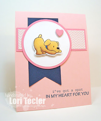 I've Got a Spot in my Heart for You card-designed by Lori Tecler/Inking Aloud-stamps from Mama Elephant