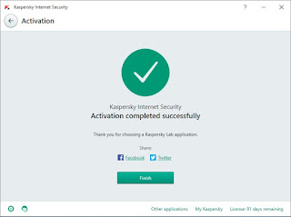 Cara Reset Trial Kaspersky Internet Security 2016